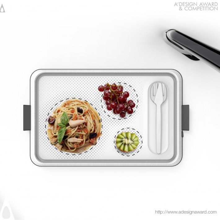 Palate The Treat (Meal Container Design)
