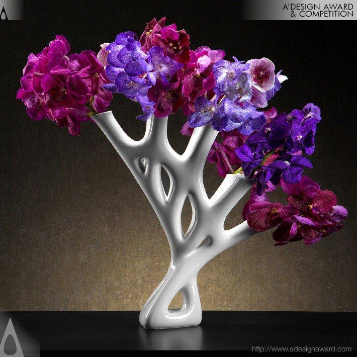 Coral (Flower Vase Design)