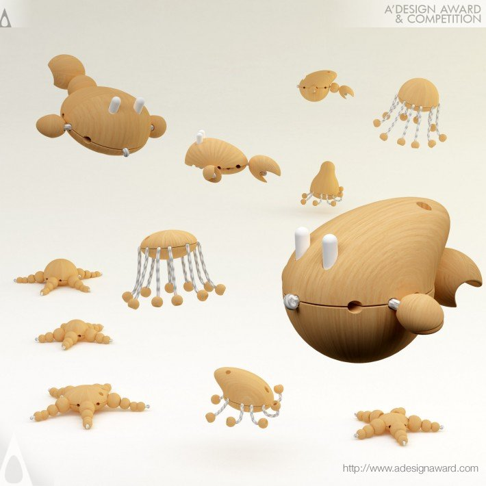 Creative Wooden Toys 56