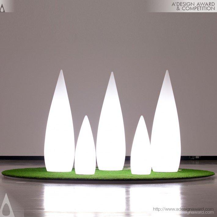 Kanpazar (Outdoor Lighting Design)