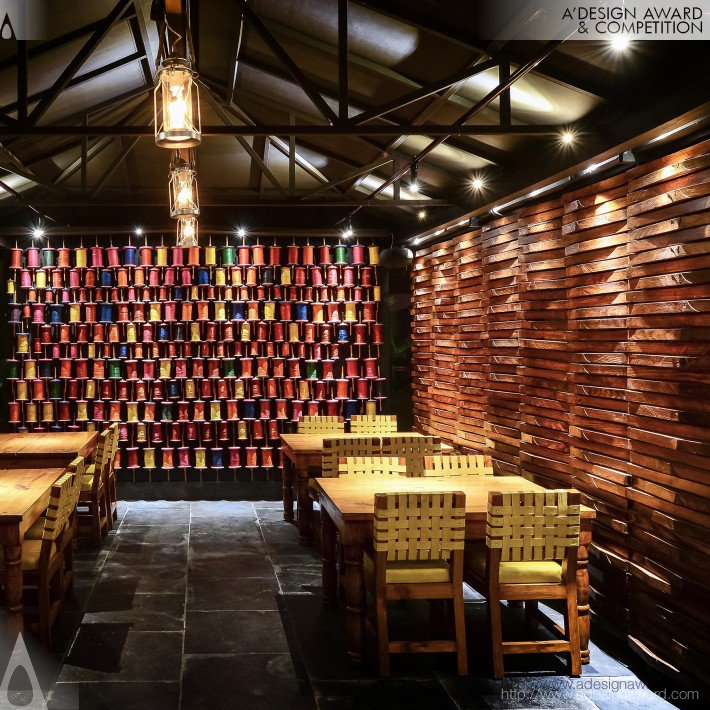 Rangla Punjab (Restaurant and Bar Design)