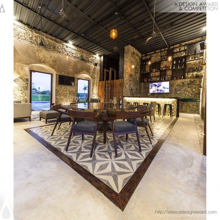 Niop Hacienda (Hotel Design)