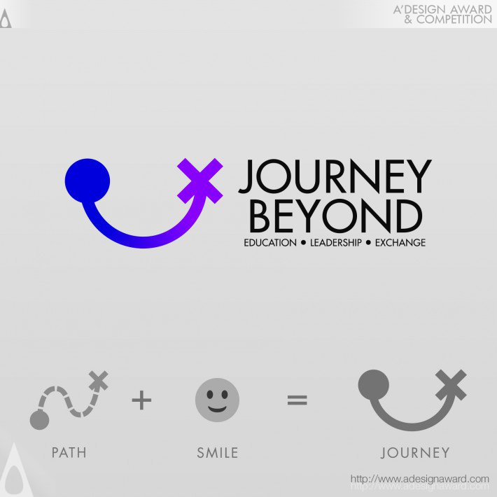 Journey Beyond (Logo and Visual Identity Design)