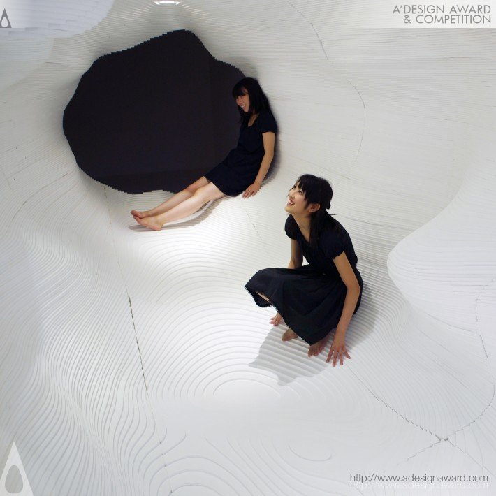 Artificial Topography (Art Installation Design)