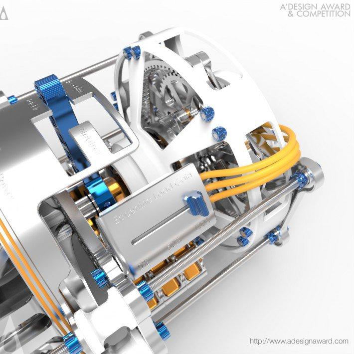 Bimgec (Zero Gravity Exercise Device Design)