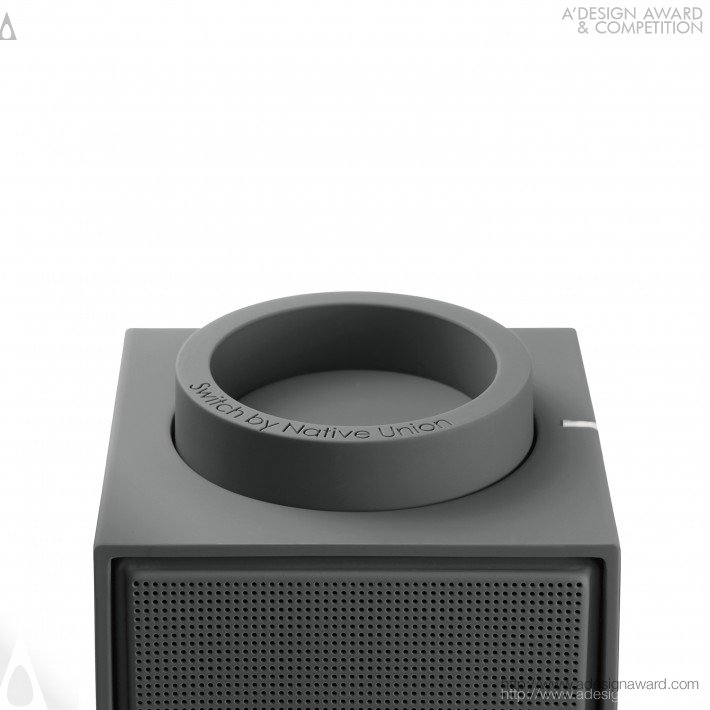 Switch (3-in-1 Portable Bluetooth® Speaker Design)
