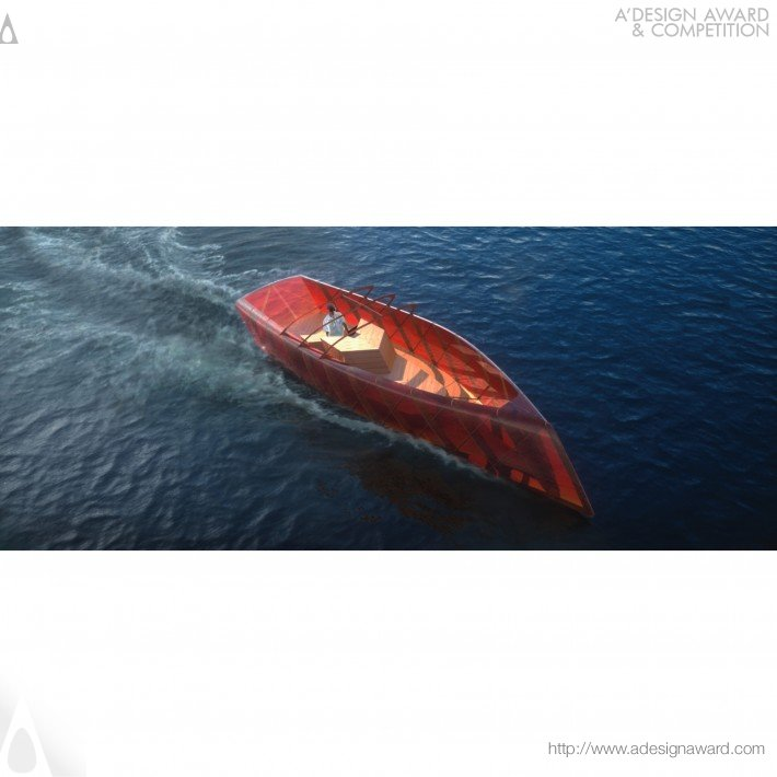 Leaf (Pleasure Boat (yacht) Design)
