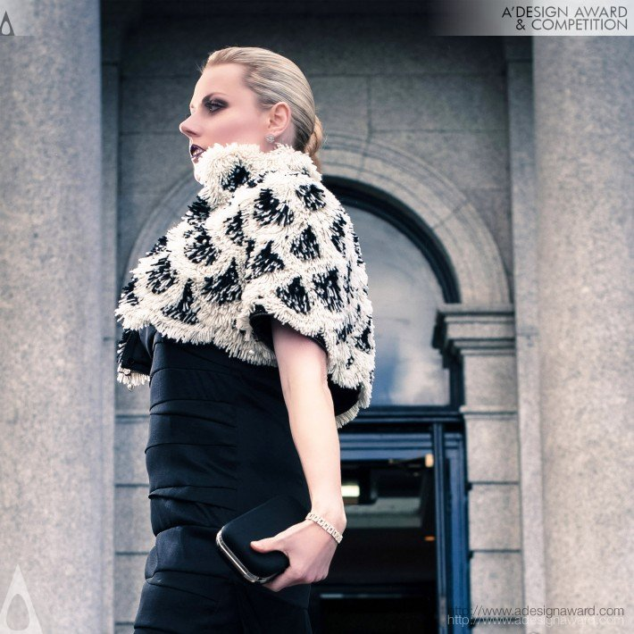 Eco Furs (Convertible Coat Design)