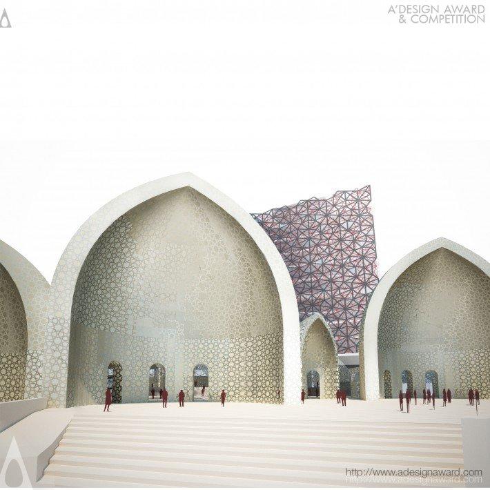 Haj House Complex (Cultural Complex Design)