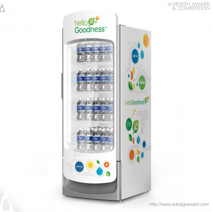 Pepsico Global Cooler (Refrigerated Cooler Design)
