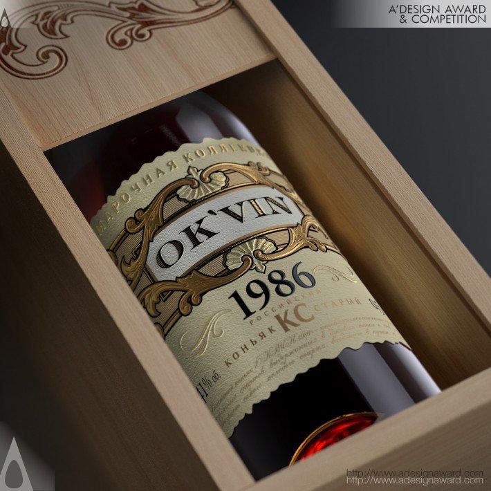 Ok'vin (Limited Vintage Brandy Design)