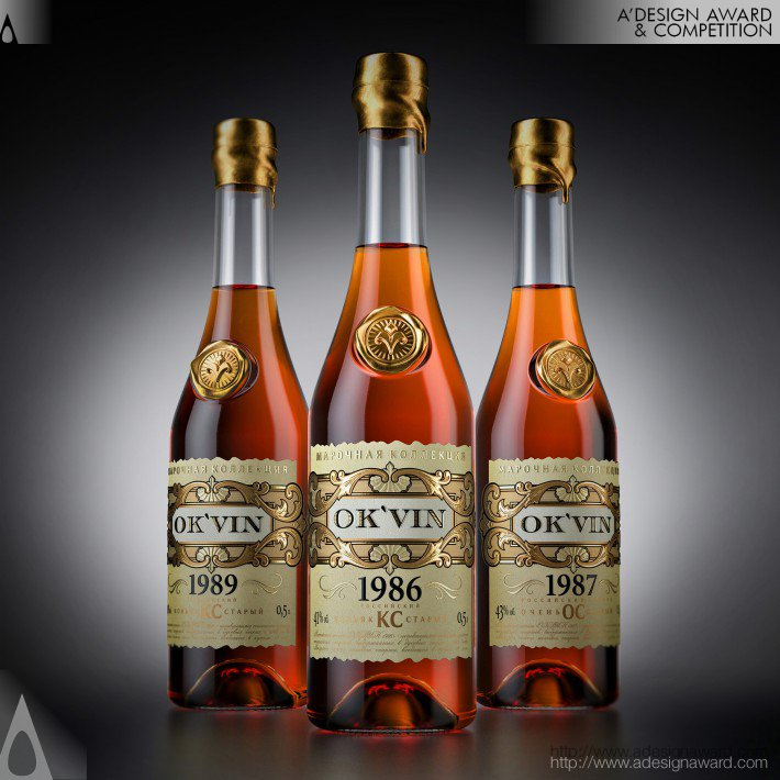 Ok'vin (Limited Vintage Brandy Design)