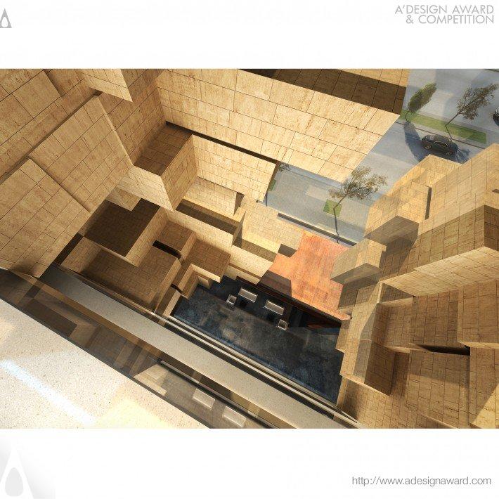 Park Inn-Riyadh (Hotel Design)