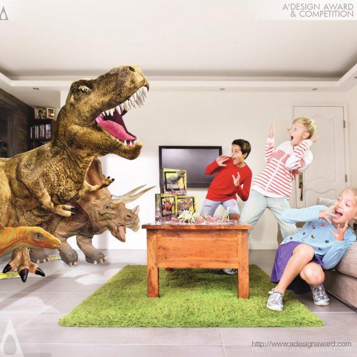 Ar Wonders (Educational Toy Design)