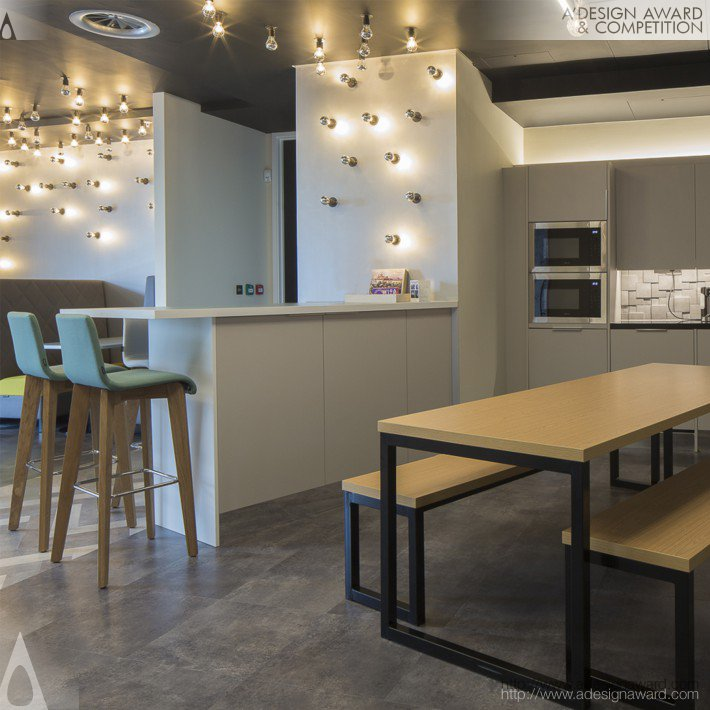 Office Fitout by Woodalls Design
