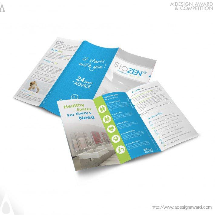 Siozen (Brand Identity Design)
