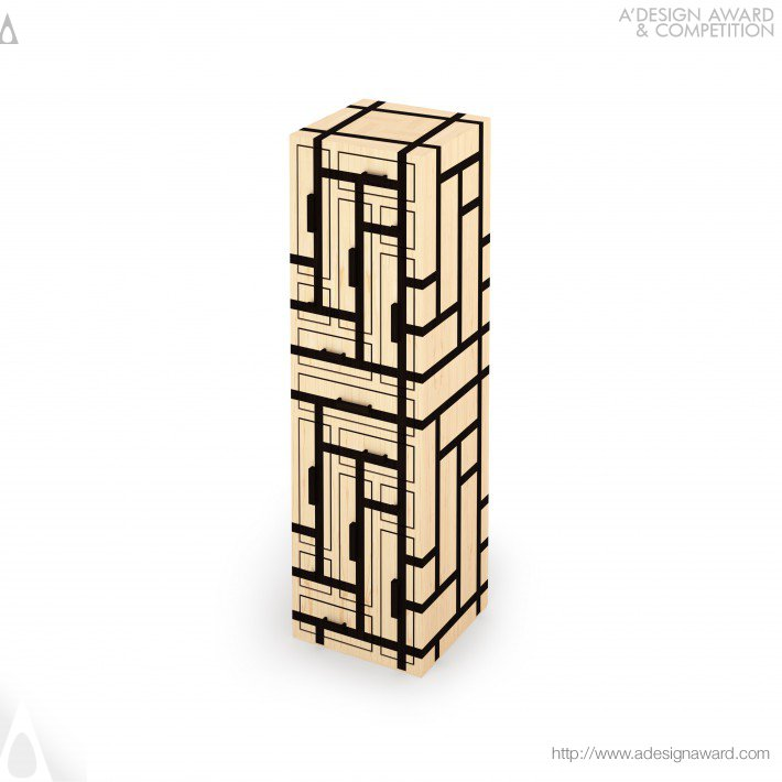 Labyrinth (Chest of Drawers Design)