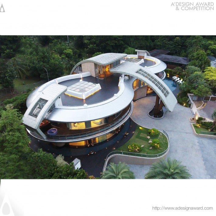 Villa Otto (Residential Villa Design)
