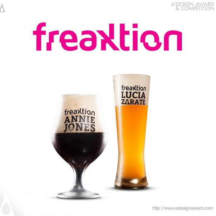 Freaktion (Craft Beer Design)