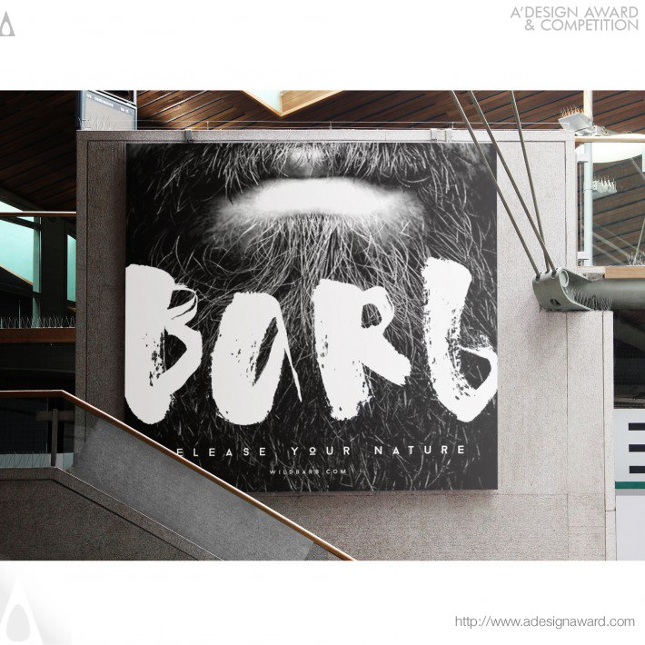Barb Perfume (Branding & Package Design)
