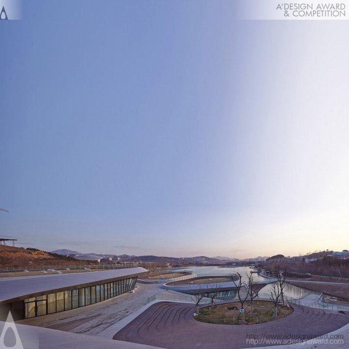 Heavenly Water (Service Center Design)