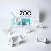 "Good Morning Original Calendar 2012 ""zoo"""