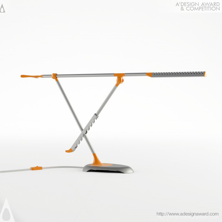 Scorpion Lamp (Desk Lamp Design)