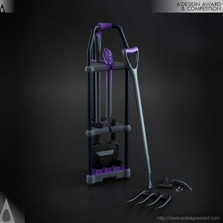 Modular Hand Tools (Portable Tool Set Design)