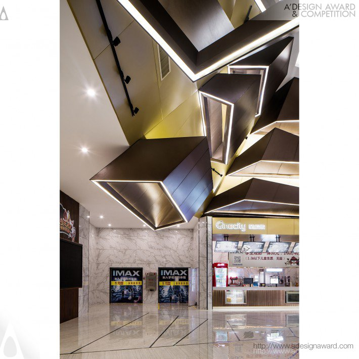 Light From The Universe (Cinema Design)