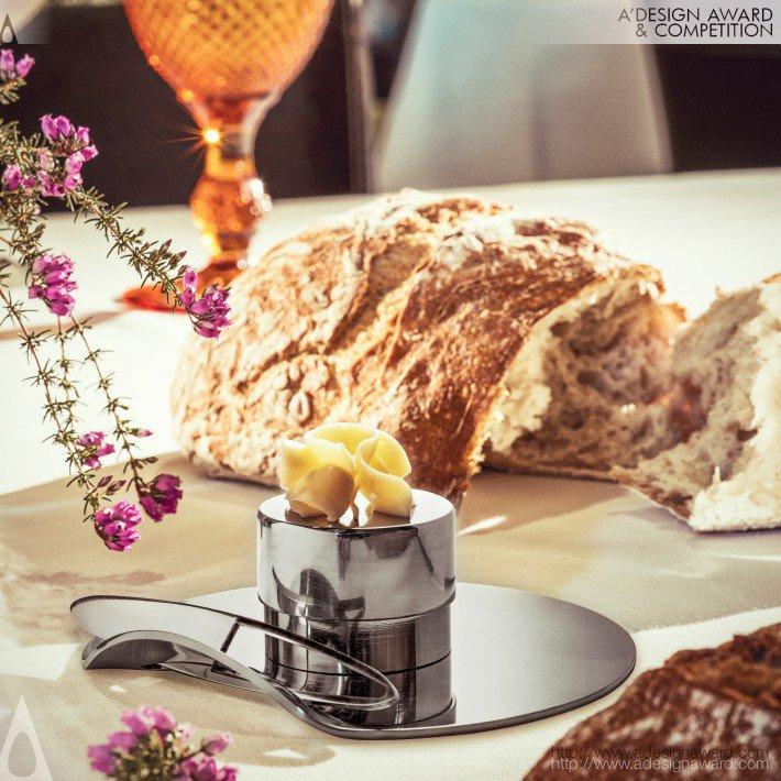Iris (Butter Dish Design)
