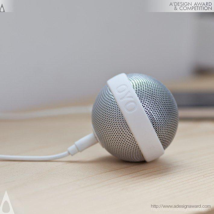 Ballo (Portable Speaker Design)