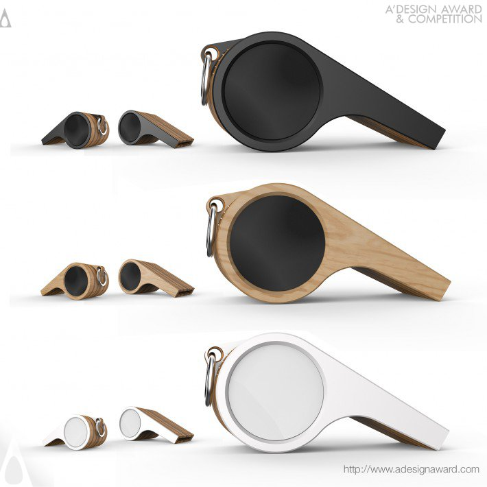Apito (Bluetooth Sound Design)