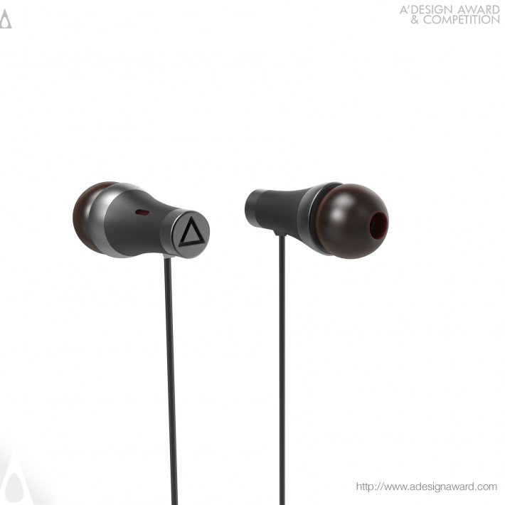 Magpie, School of Art and Design, Zhengzhou University of Light Industry - Magnets Earbuds
