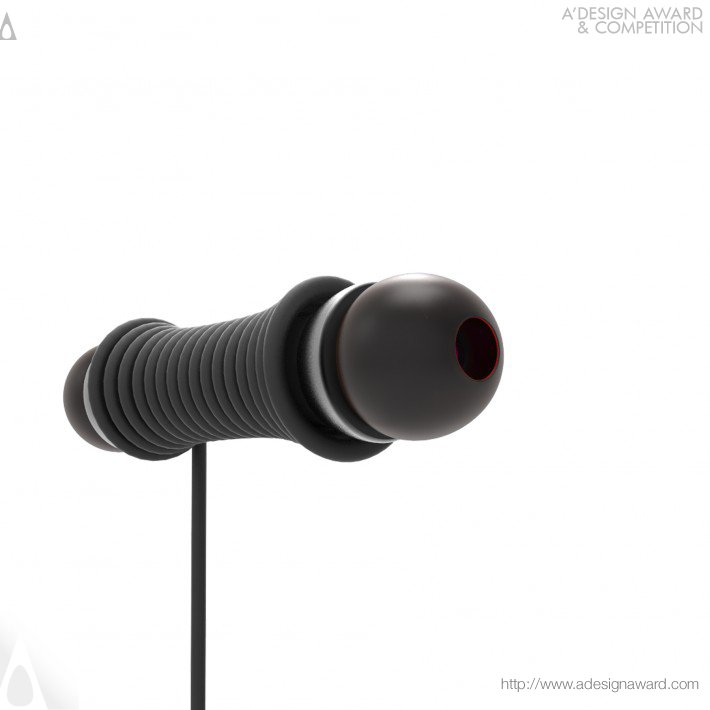 Magpie, School of Art and Design, Zhengzhou University of Light Industry Earbuds
