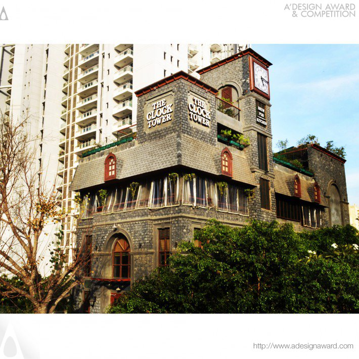Devesh Pratyay - The Clock Tower Restaurant and Bar