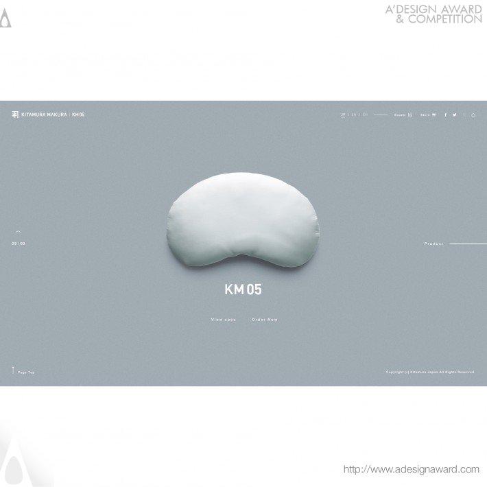 Km05 (Multifunctional Website Design Design)