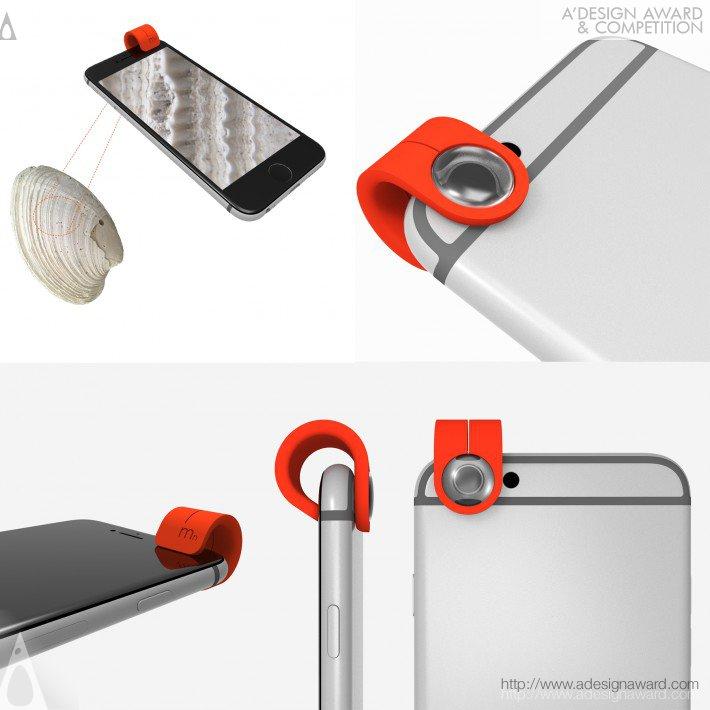 MacRonaut (Smartphone Lens Design)