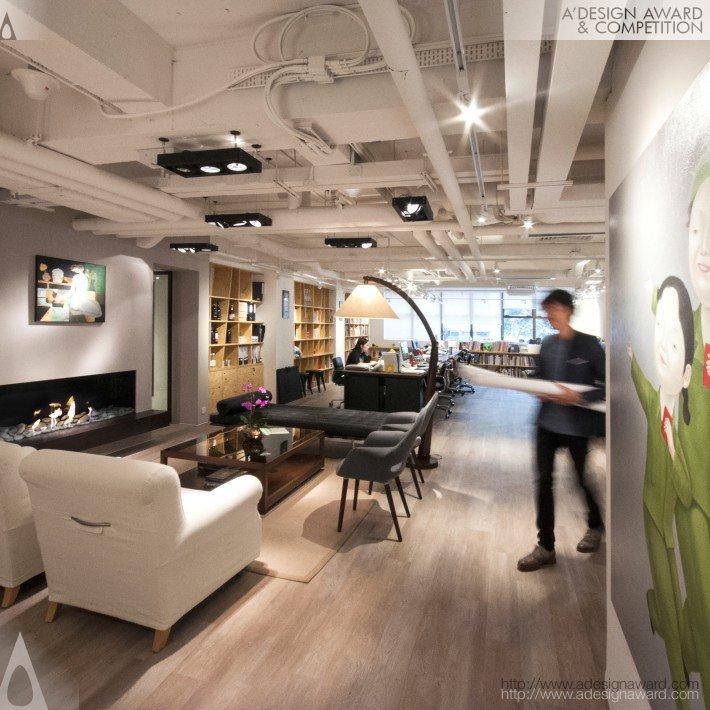 Cheil Hong Kong Office Interior Design By Bean Buro