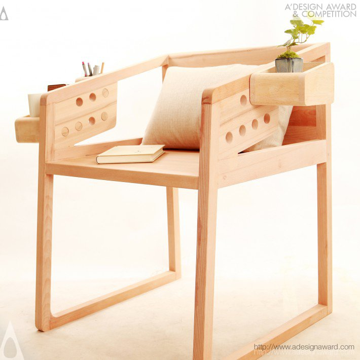 Leisure Attaching (Chair Design)
