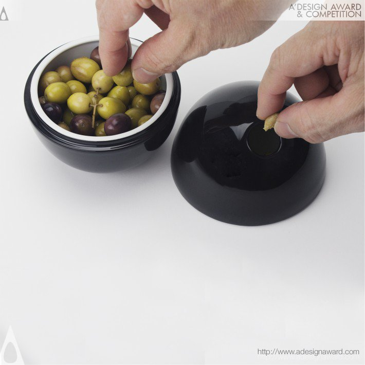 Miguel Pinto Félix - Oli An Olive Bowl