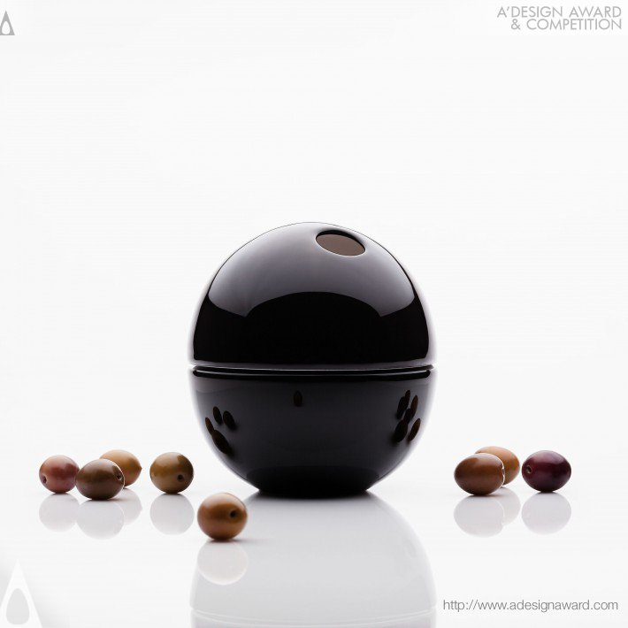Oli (An Olive Bowl Design)