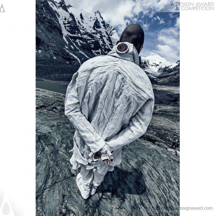 Kr-Sc-00001 (Avantgarde Summer Coat Design)