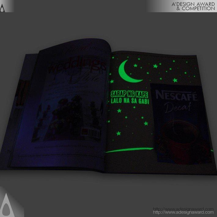 Glow (Print Ad Design)