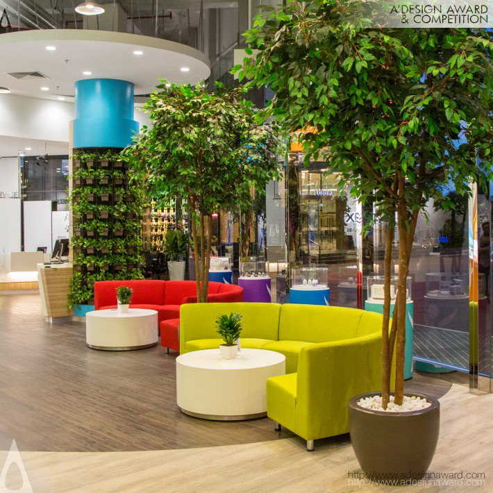 Isagenix Interior Design by Pearly Teh