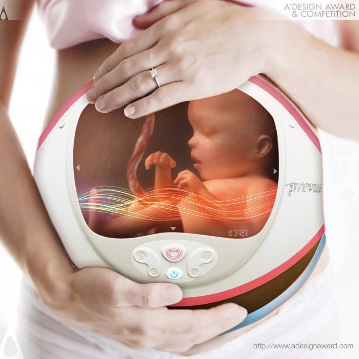 Melody Yi-Yun Shiue - Prevue Wearable Pregnancy Ultrasound