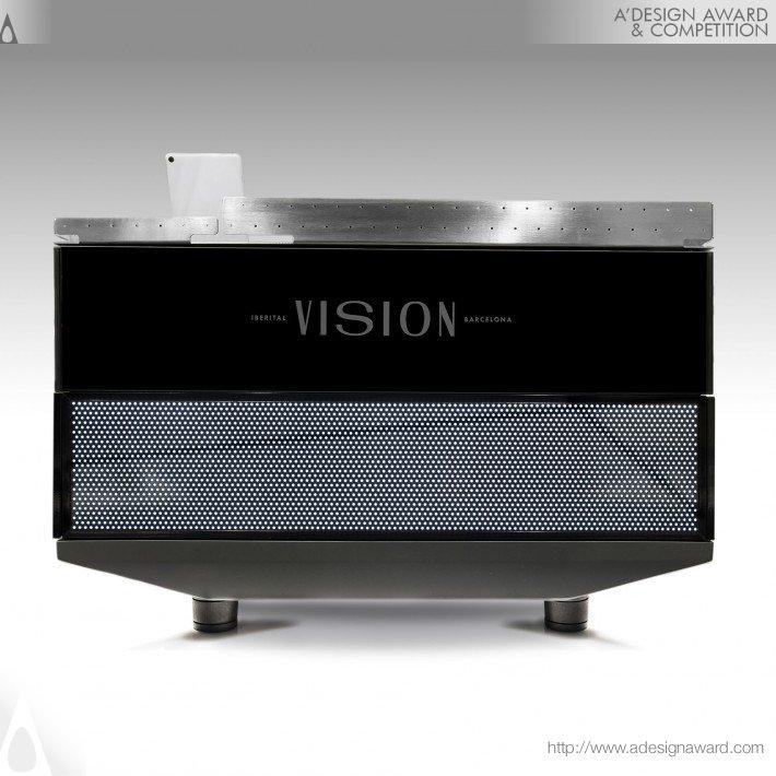 Iberital Vision (Professional Espresso Coffee MacHine Design)