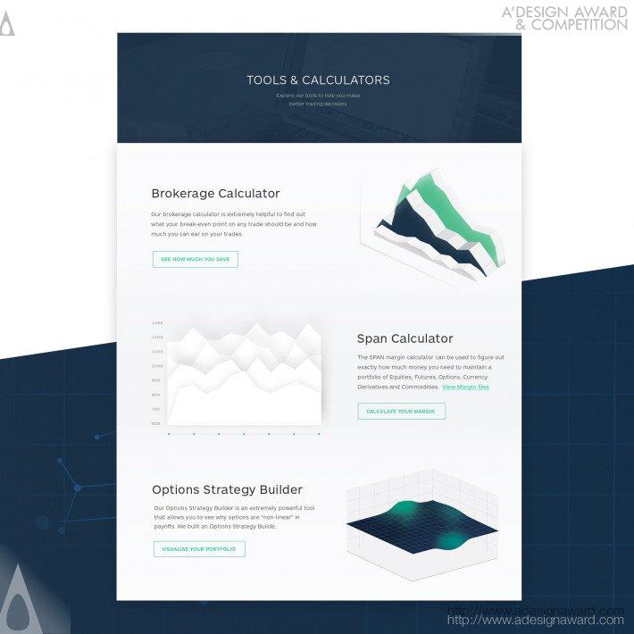 Upstox (Website Design)