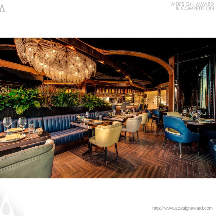 F Bistronome (Restaurant Design)