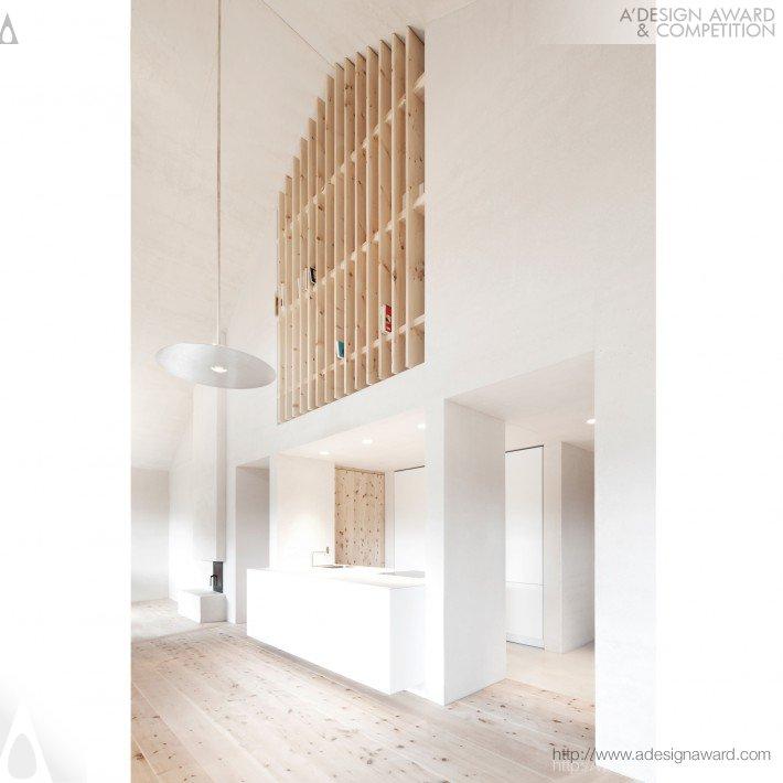 Chalet La Pedevilla (Residence & Chalet Design)