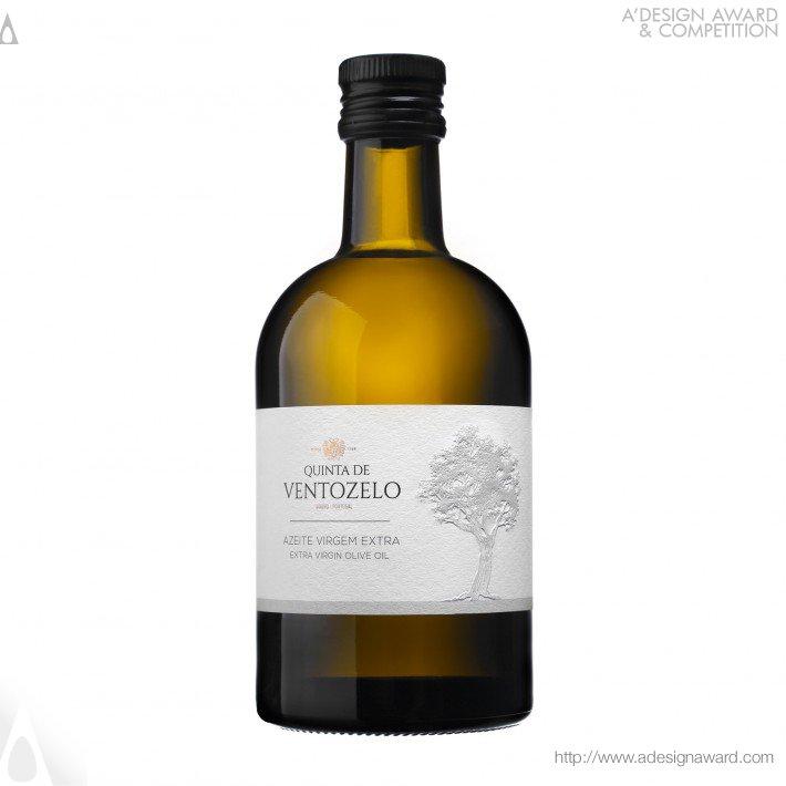 Quinta De Ventozelo Olive Oil (Packaging Design)